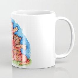 cats and love Coffee Mug