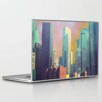 dallas Laptop & iPad Skins featuring Dallas Ya'll by Lynsey Ledray