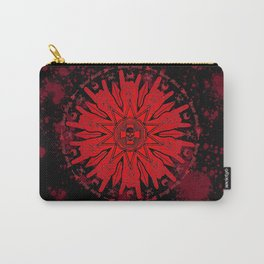 Heavy Metal Mandala Carry-All Pouch