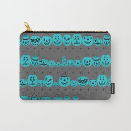 Trick or Treat Smell My Feet- Teal Pumpkin Project Carry-All Pouch