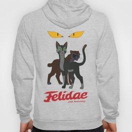 Felidae 25th Anniversary Hoody