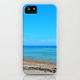 Perce Beach iPhone Case