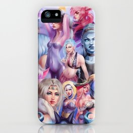 ADC Girlies iPhone Case
