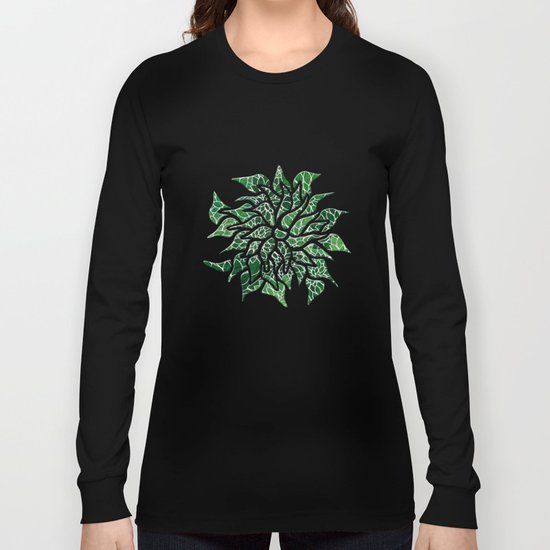 Floral Abstract 23 Long Sleeve T-shirt