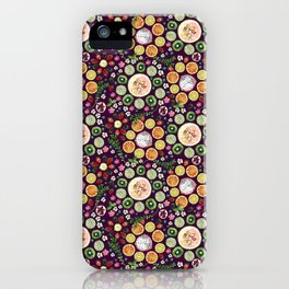 Fruit fun iPhone Case