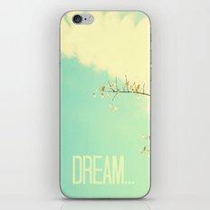 Dream... iPhone & iPod Skin