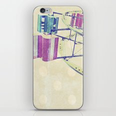 Nice Day for a Ferris Wheel Ride ... iPhone & iPod Skin