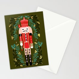 Nutcracker by Andrea Lauren  Stationery Cards