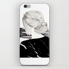 Blondie #4 iPhone Skin