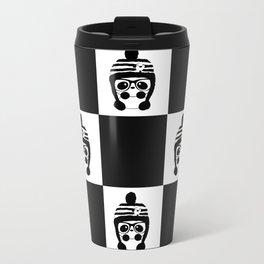 Panda Chess Travel Mug