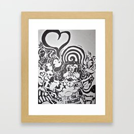 I Spy 1 Framed Art Print
