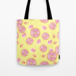 fruit infusion pattern Tote Bag