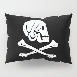 Henry Every Pirate Flag - Jolly Roger Skull Pillow Sham