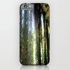 Inside a cave, looking out! iPhone 6s Slim Case