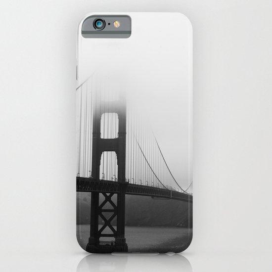 SF Golden Gate iPhone & iPod Case