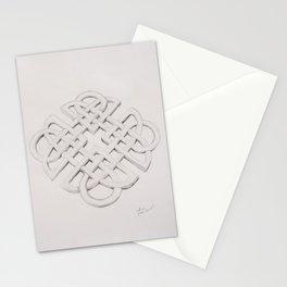 Celtic Knot Stationery Cards