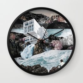 Melancholy dream Wall Clock