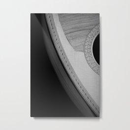 Mandolin Portrait 1 Metal Print