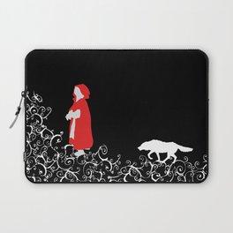 Little Red - Dark Laptop Sleeve