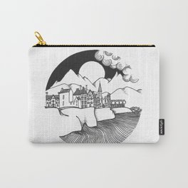 Landscape Vignette No.1 Carry-All Pouch