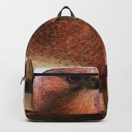 Al the Cooper's Hawk 2 Backpack