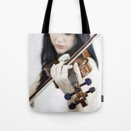 La violoniste Tote Bag