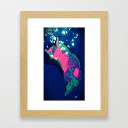 Boo Jetson Framed Art Print