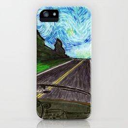 Scenic Drive iPhone Case