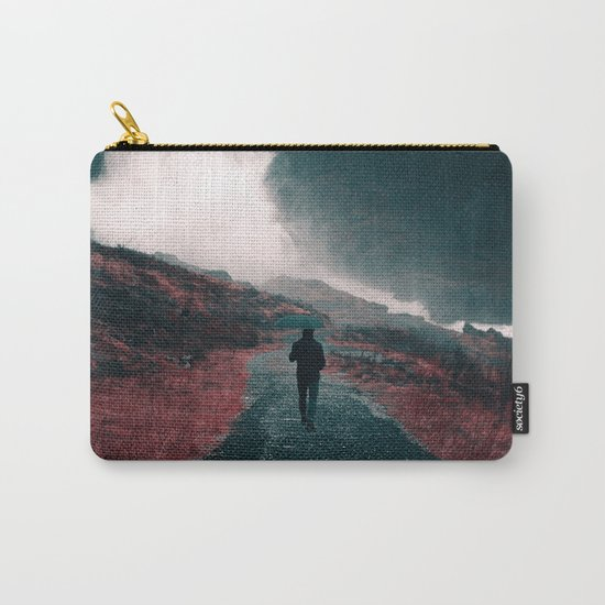 Path #road Carry-All Pouch