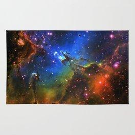 Eagle Galaxy Rug
