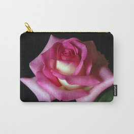 Pink_Rose Carry-All Pouch