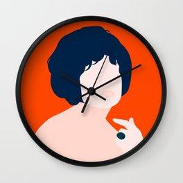 Pauline Julien Wall Clock