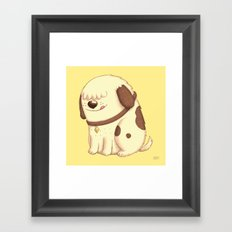 Roly Framed Art Print