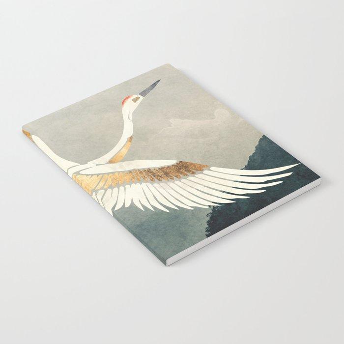 Elegant Flight Notebook
