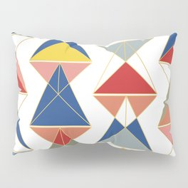 Triangular Affair II Pillow Sham
