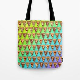 Pizza Pattern I Tote Bag