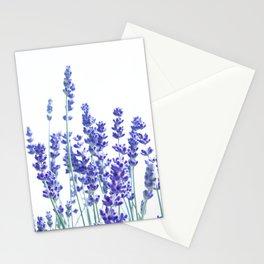 Fresh Lavender #3 #decor #art #society6 Stationery Cards