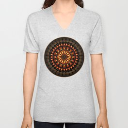 Fire Spirit Unisex V-Neck