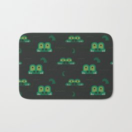 See you later alligator (Patterns Please) Bath Mat