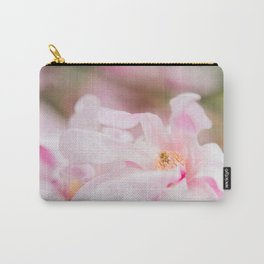 Magnolia In Blush Carry-All Pouch