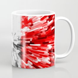Extruded Flag of Italy Coffee Mug