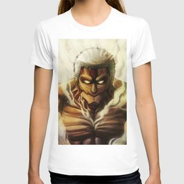 Armored Titan artwork T-shirt