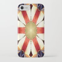 shield iPhone & iPod Cases featuring Shield by Deborah Benoit