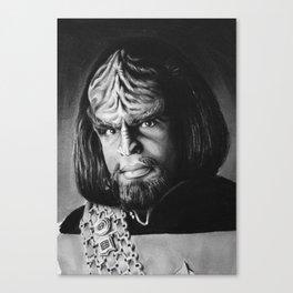 worf Canvas Print