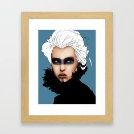 The Countess Framed Art Print