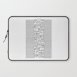 Furr Division White Laptop Sleeve