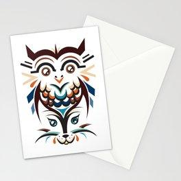 No Mystery Left Stationery Cards