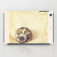 poetry iPad Cases featuring Physical Poetry by Tangerine-Tane