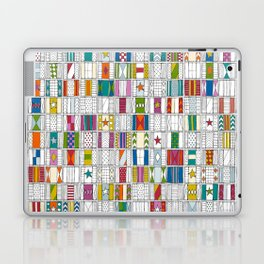 racing silks Laptop & iPad Skin