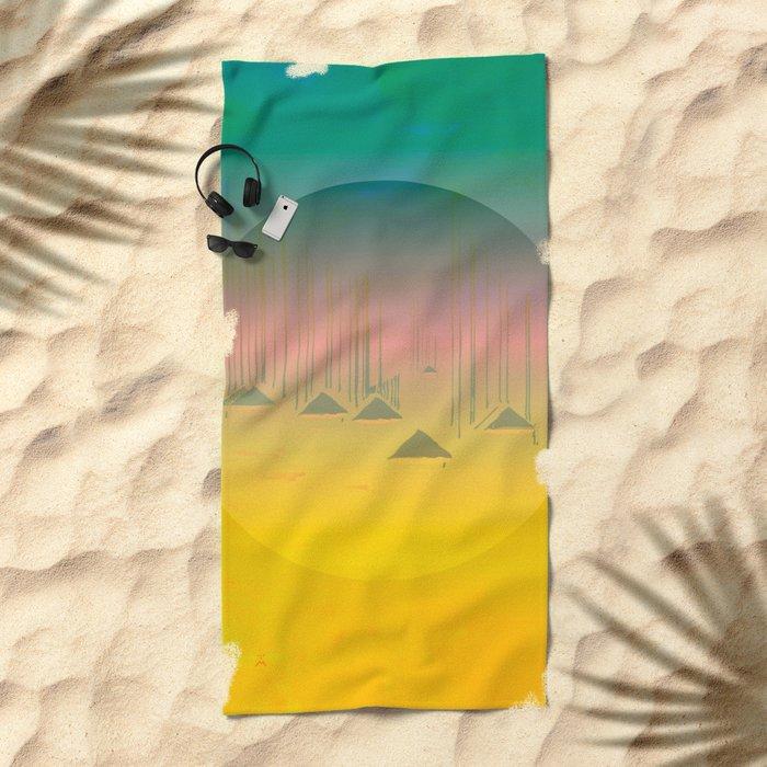Archipelago 7 Islands / 19-01-17 Beach Towel